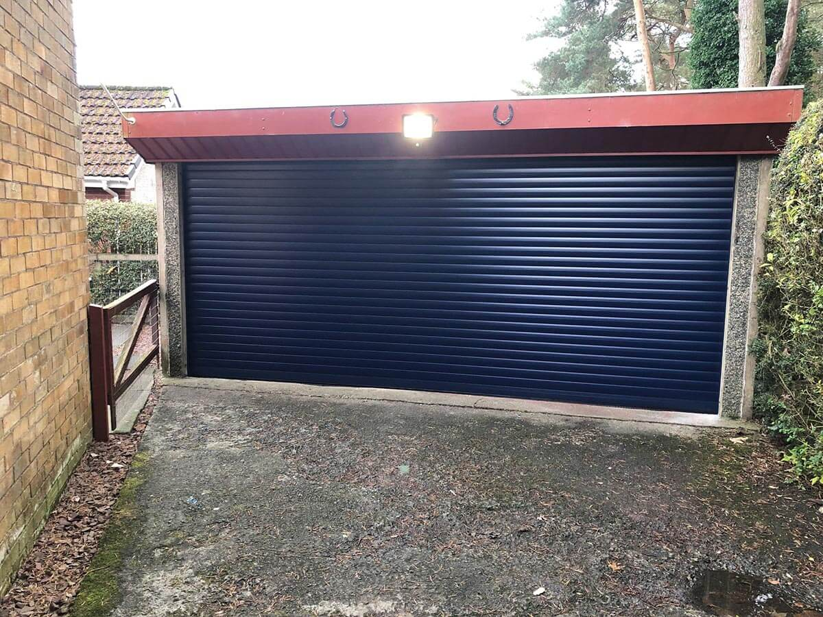 Alluguard Roller Garage Door