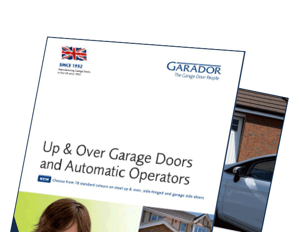 Garage Door Brochure Glasgow