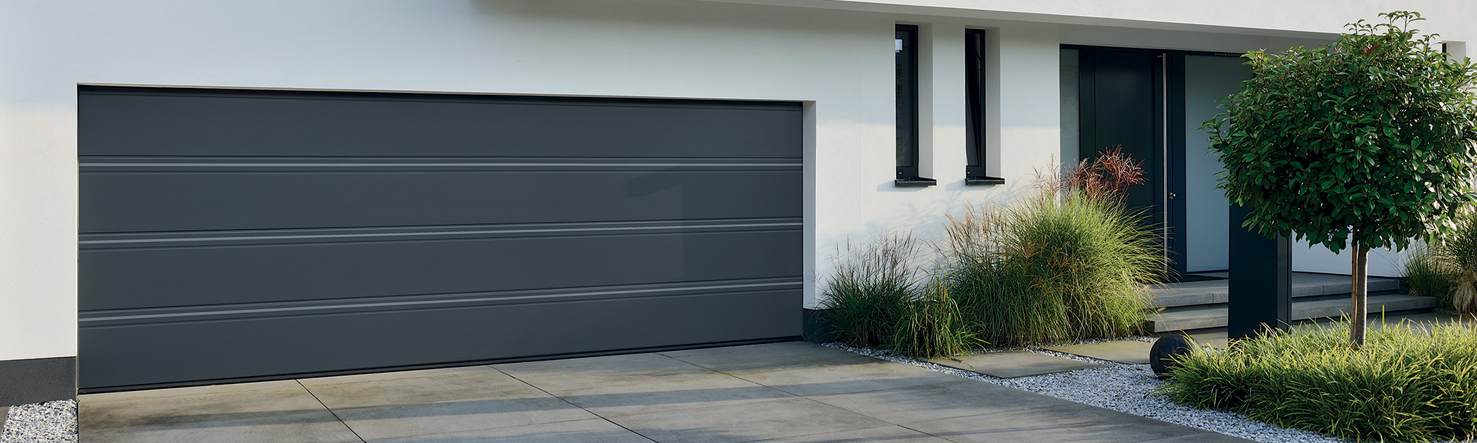 Sectional power doors sectional garage doors glasgow rubansaba