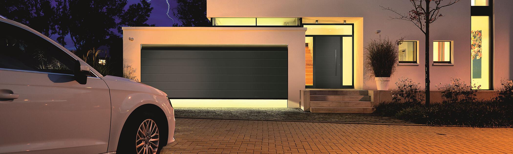 Electric Garage Doors Power Doors Garage Doors