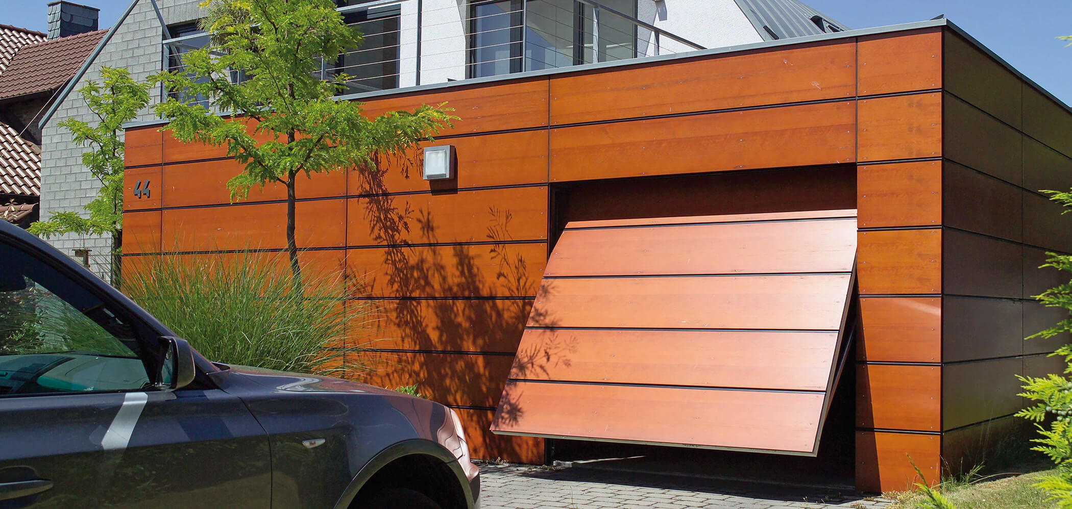 Up and over garage door - Tried And Tested