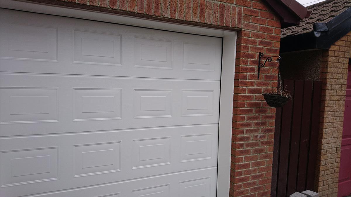 Completed Projects Power Doors Garage Doors Lochwinnoch